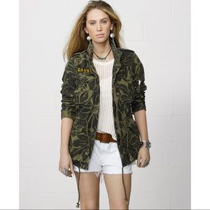 Denim & Supply Ralph Lauren Anorak Cargo Jacket